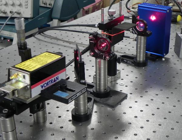 Low Cost Laser ULtrasound Detection System